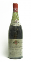 BOUCHARD P&F BEAUJOLAIS VILLAGES 1977
