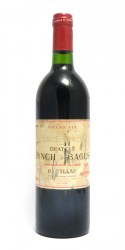 CHATEAU LYNCH BAGES 1992