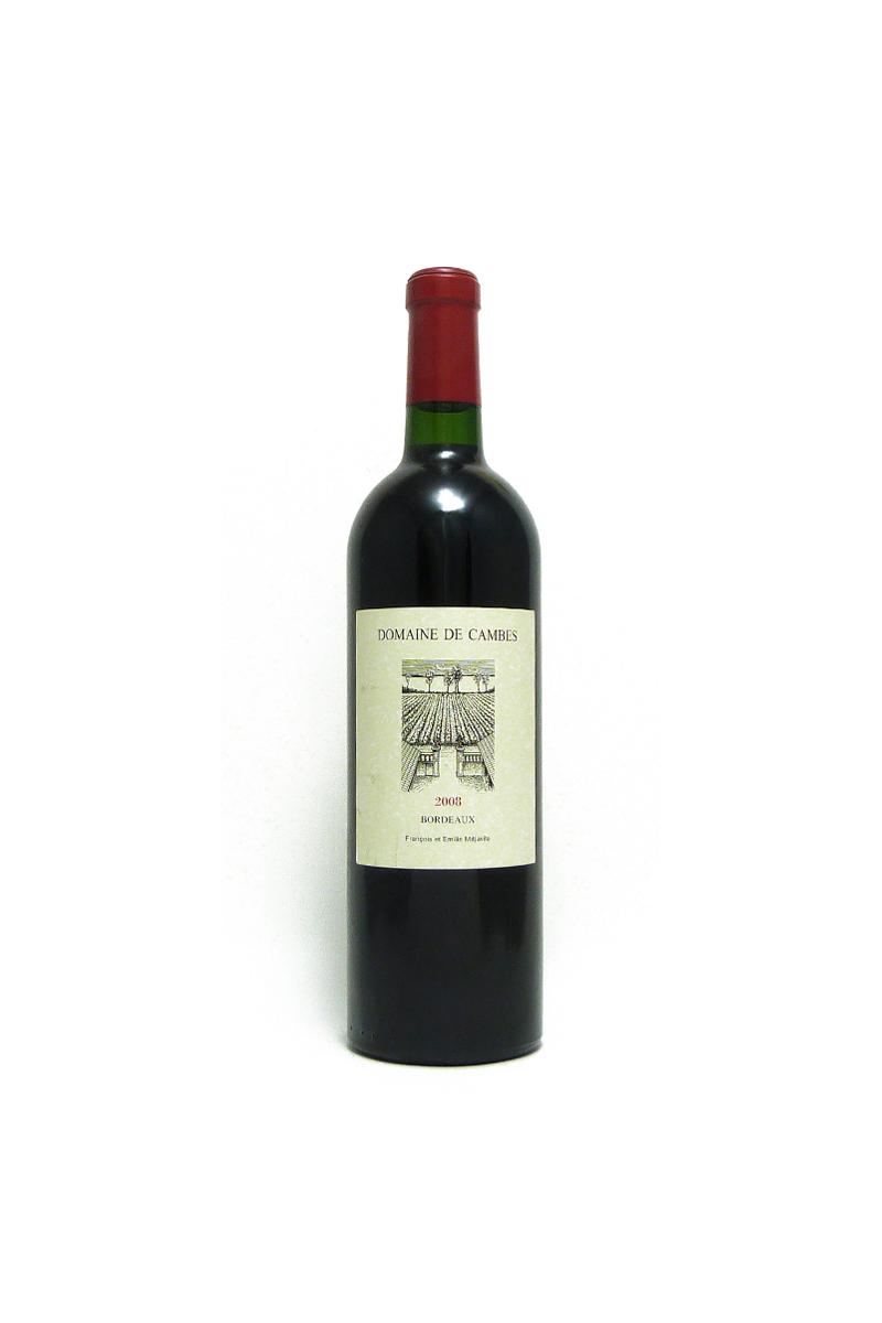 CHATEAU LA COURONNE 1970