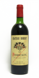 CHATEAU ROBERT 1981