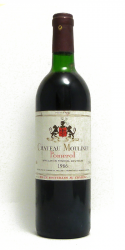 CHATEAU MOULINET 1986