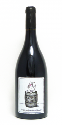 JEAN CLAUDE CHANUDET VIN DE FRANCE CUVEE DU CHAT ROUGE 2015