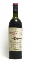 CHATEAU L' EGLISE CLINET 1966