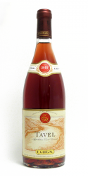 GUIGAL TAVEL ROSE Rosé sec 2010