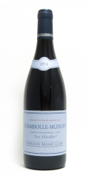BRUNO CLAIR CHAMBOLLE MUSIGNY LES VEROILLES 2014