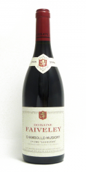DOMAINE FAIVELEY CHAMBOLLE MUSIGNY LES FUEES 1ER CRU 2008