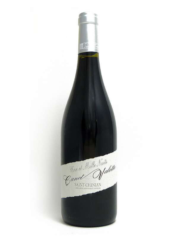 DOMAINE CANET VALETTE 1 & 1000 NUITS ST CHINIAN 2011