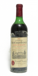CHATEAU GRAND CORBIN DESPAGNE 1969