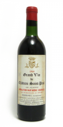 CHATEAU SAINT PAUL 1964