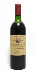 CHATEAU GUADET SAINT JULIEN 1972