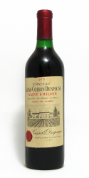 CHATEAU GRAND CORBIN DESPAGNE 1970