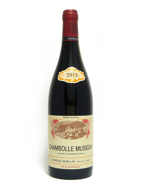 CHARLES NOELLAT CHAMBOLLE MUSIGNY 2013