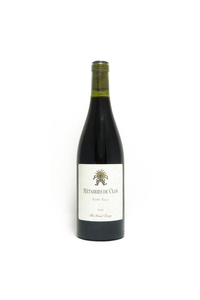 DOMAINE SAINTE BARBE 1962