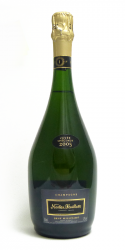 NICOLAS FEUILLATE CHAMPAGNE BRUT CUVEE SPECIALE 2005