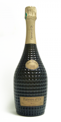 NICOLAS FEUILLATE CHAMPAGNE BRUT PALMES D'OR 1999